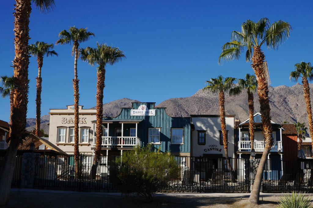 Anza Borrego Palm Canyon Hotel and RV Resort