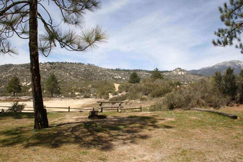 McCall Memorial Equestrian Campground