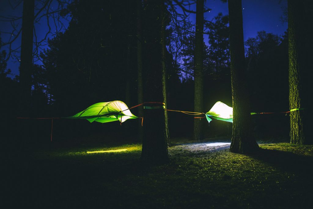 Alter Experiences camping