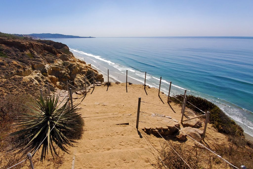 Torrey Pines Guy Flemming Trail View